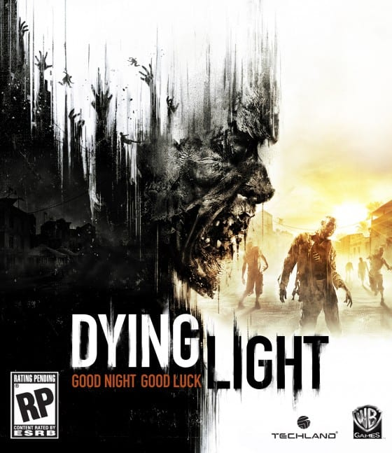 Dying Light Key Art