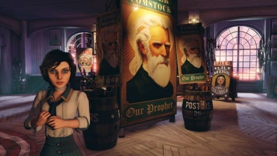 Bioshock Infinite paints a vivid picture, and Elizabeth is at its center.