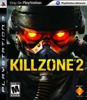 Killzone 2 Cover Art Playstation 3 exclusive