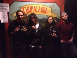 The band Carnivora won round 2 of the Metal Fest Series at the Palladium. Media credit to Break Thru Music.