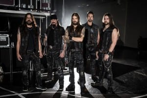 Iced Earth promotional shot. Media credit to Sherv.