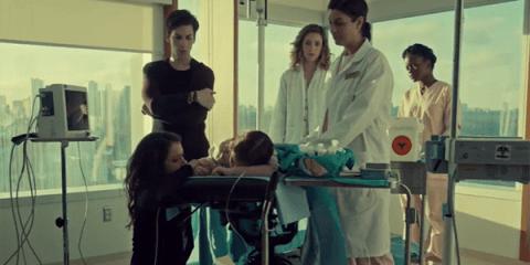 Sarah (Tatiana Maslany) makes an impossible choice.