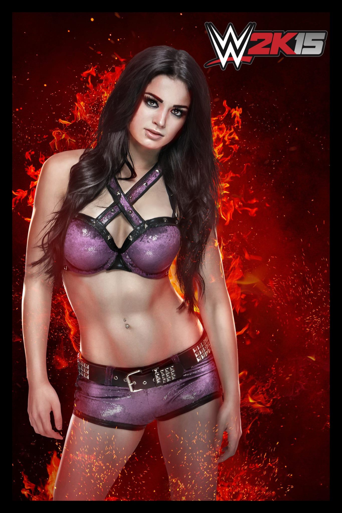 WWE 2K15 Gets A Season Pass You Get Paige Blast