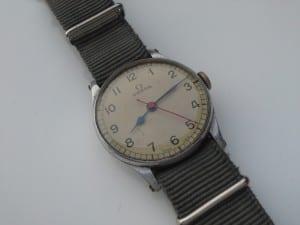 Omega British WW2 watch
