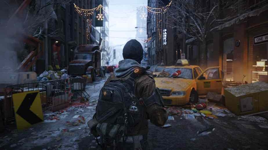 Everything seen of The Division makes it look phenomenal