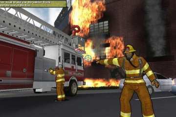 Grab your fire ax and turnout pants and get ready for action, as Ziggurat Interactive, a publisher of multiplatform retro and modern games, will be releasing Real Heroes: Firefighter HD on Xbox One this fall.