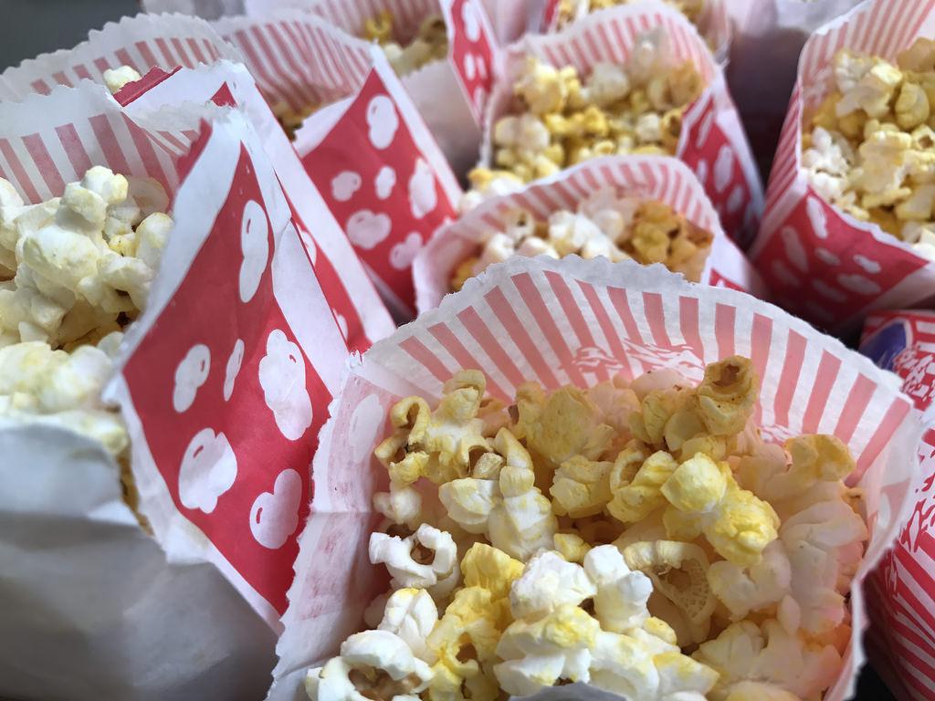 3/28: Popcorn!