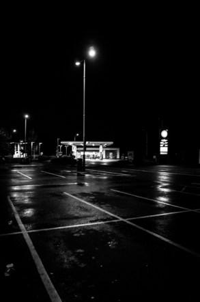 Night on the M1 2