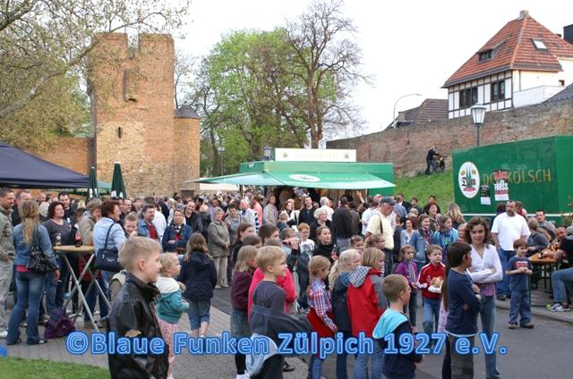 Maifest 2012