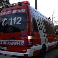 Überörtlich: Zwei parallele Brandeinsätze für die Feuerwehr Neukirchen-Vlyn