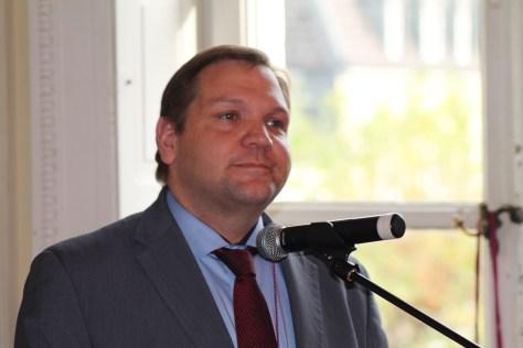 Oberbürgermeister Frank Meyer (c) BNK-Archiv Service