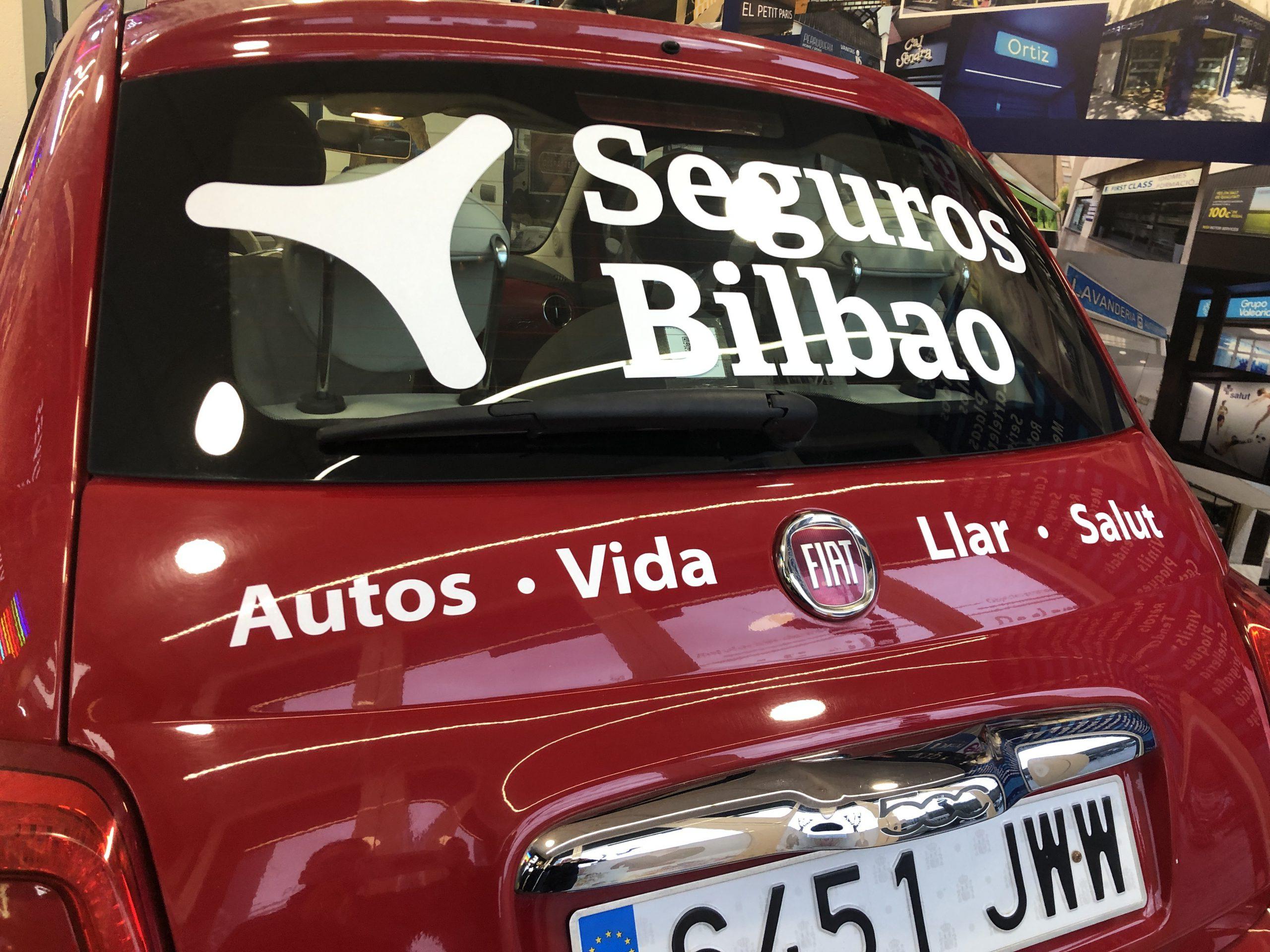rotulación de vehículo empresa en Tarragona
