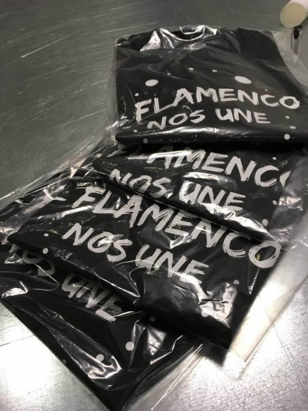 marcaje de ropa el flamenco nos une en tarragona