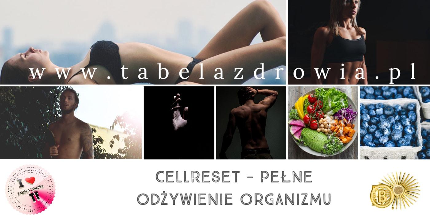 cellreset- idealne ciało