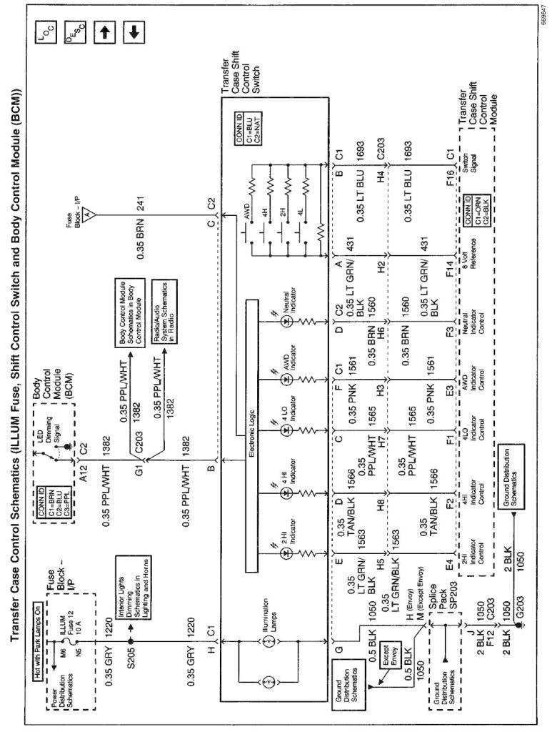 NP8 Auto 4WD Transfer Case Info (2001 Blazer)  Blazer