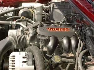 Identifying a 43L Vortec  Blazer Forum  Chevy Blazer Forums