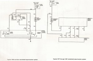 Pulse wiper schematic for 88 k5  Blazer Forum  Chevy