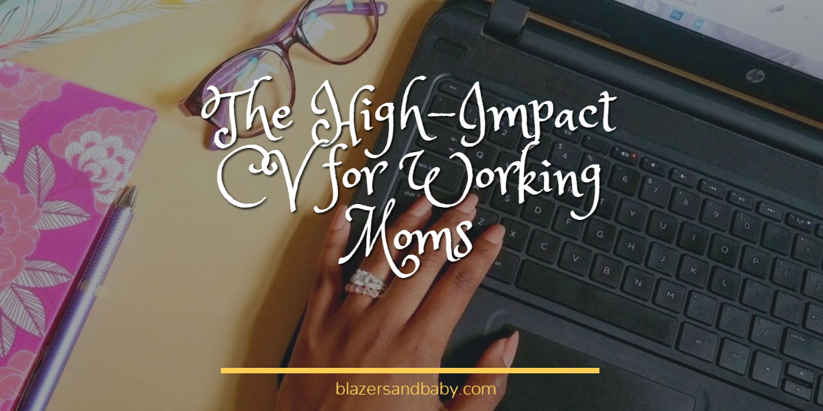 High-Impact CVs for Working Moms