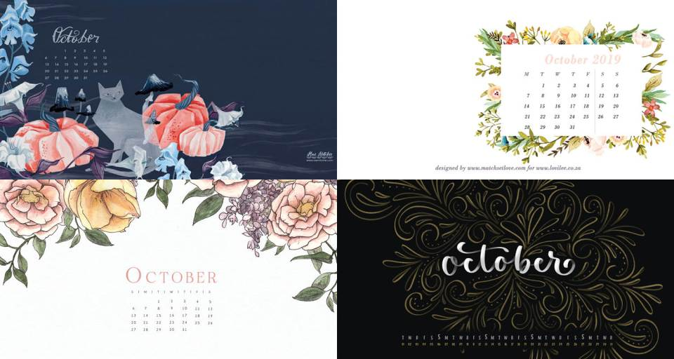 Free October 2019 Wallpapers Blazers And Blue Jeans