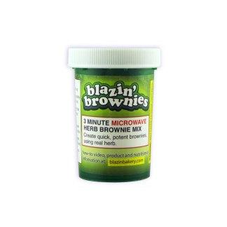 Blazin Brownies Microwave Mix