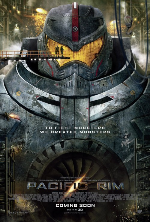 NEW: Behind The Scenes Production Video for Pacific Rim