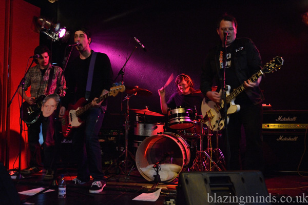 Straight Jacket Legends Live in Holyhead