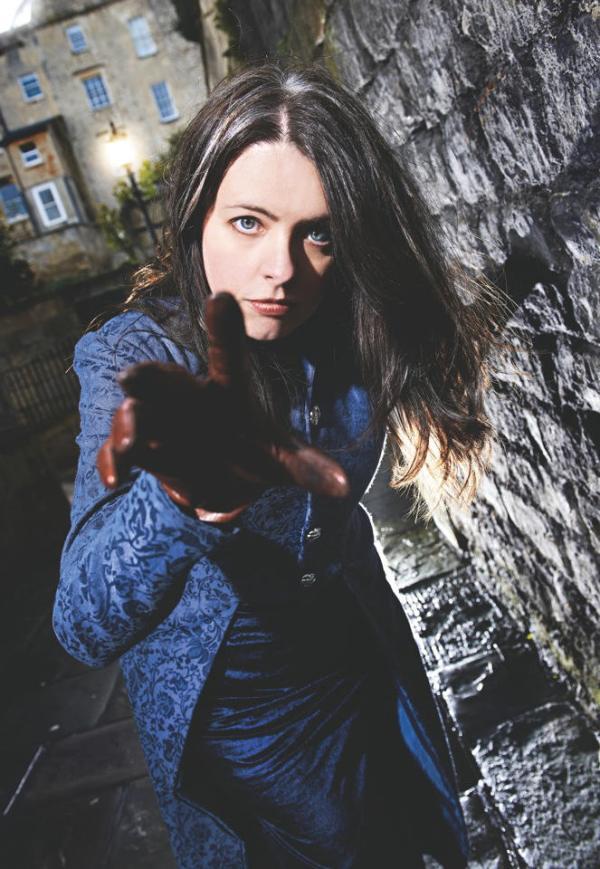 Emma Newman - Photo Credit  SFX Magazine (Joby Sessions)