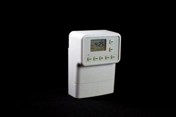 Light switch timer shot2