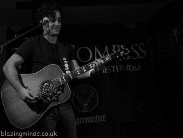 Thomas Nicholas at The Compass 3