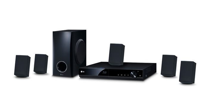 LG 3D Blu-ray Home Cinema System [Review]
