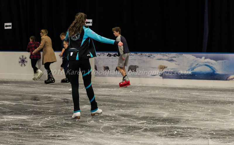 Venue Cymru Chills with an Indoor Ice Rink
