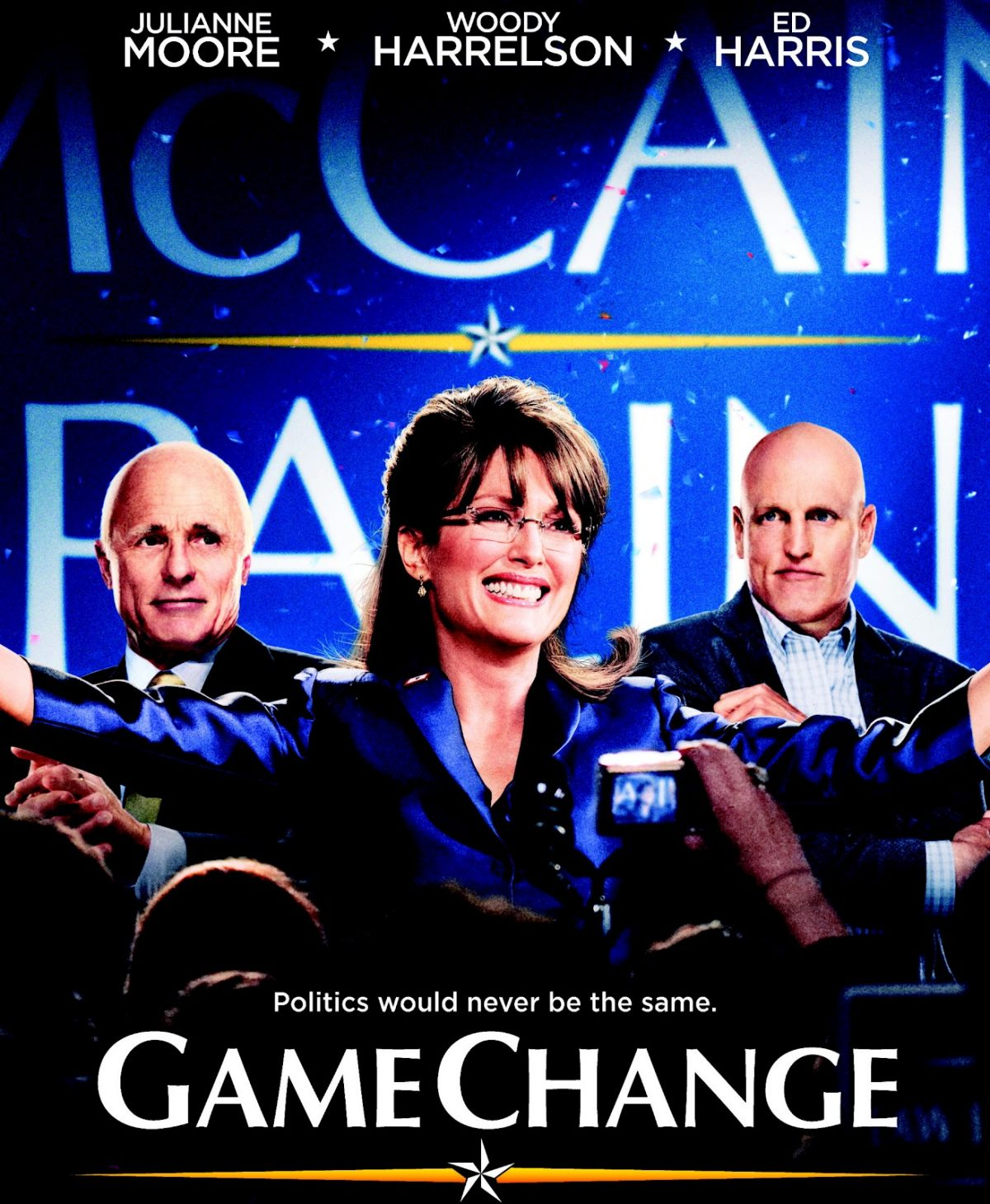 """""""Game Change"""": Timely Take on the Future of America."""