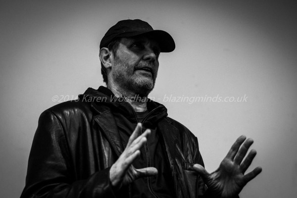 Michael Biehn talking about Terminator, Aliens and The Abyss at Wales Comic Con 2016 Part 2