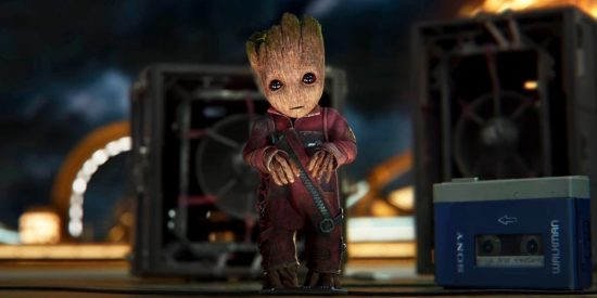 Guardians Galaxy 2 Baby Groot Trailer