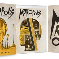 Metropolis (90th Anniversary) Boxed Set - Release Date and Features