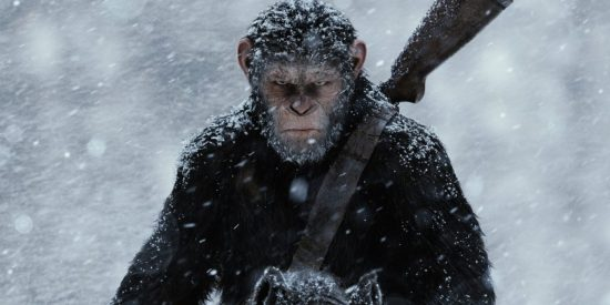 War of the Planet of the Apes RealD 3D