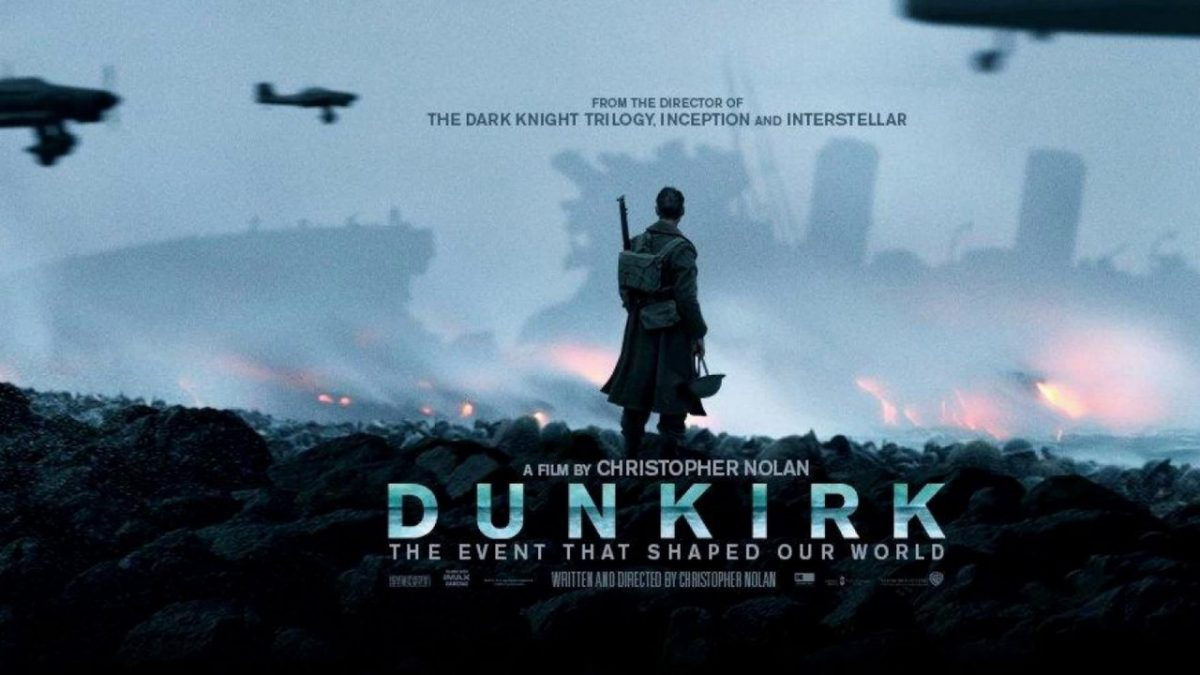 Dunkirk is coming to 4K, Blu-ray, Blu-ray Limited Edition