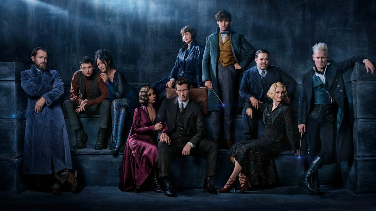 Fantastic Beasts 2 Title and Cast Photo Revealed
