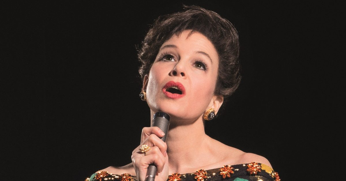 We Take a First Look at Renee Zellweger as Judy Garland