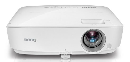 Benq W1050 Projector Front View