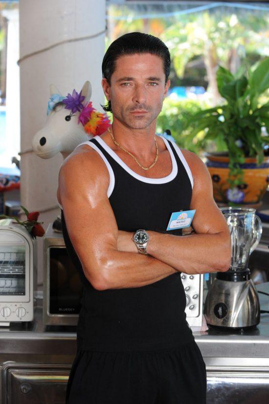 Jake Canuso (Mateo in Benidorm)
