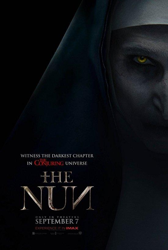 The Nun Official Poster