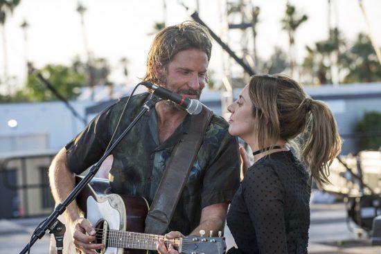 A Star is Born (Bradley Cooper and Lady Gaga)