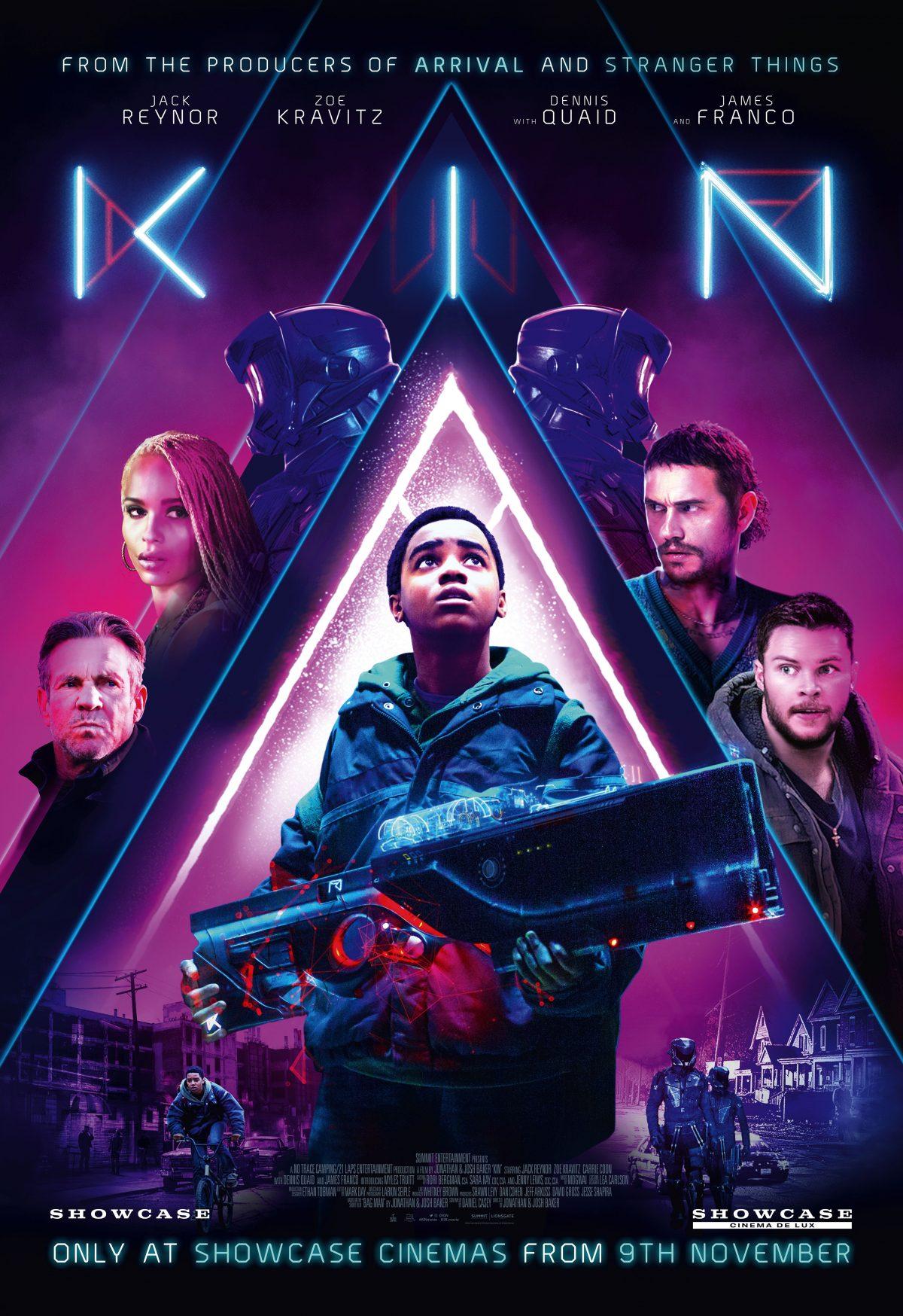 Film Review 'Kin' from directors Jonathan Baker and Josh Baker