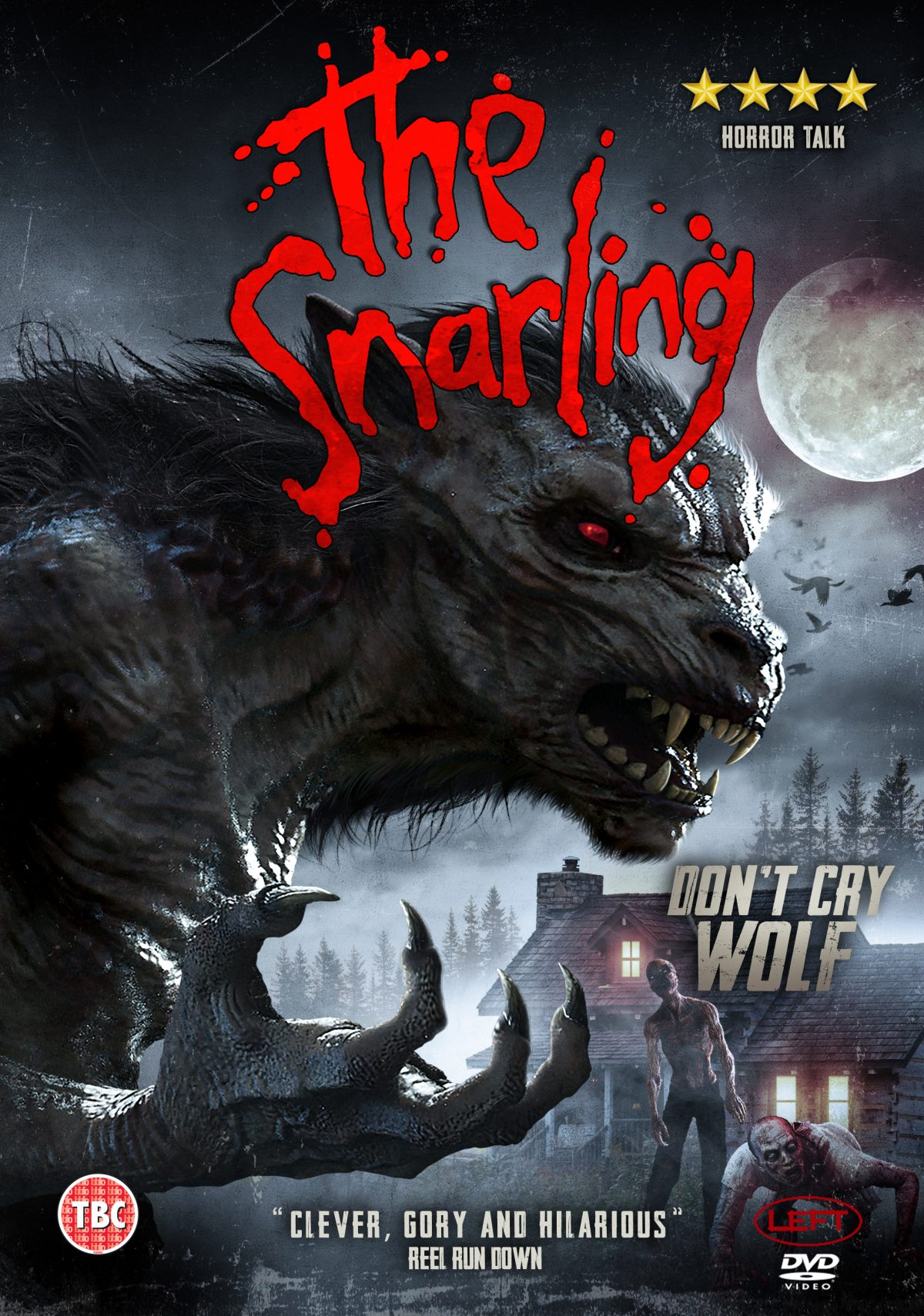 WIN a The Snarling DVD with WitchFinder and Blazing Minds