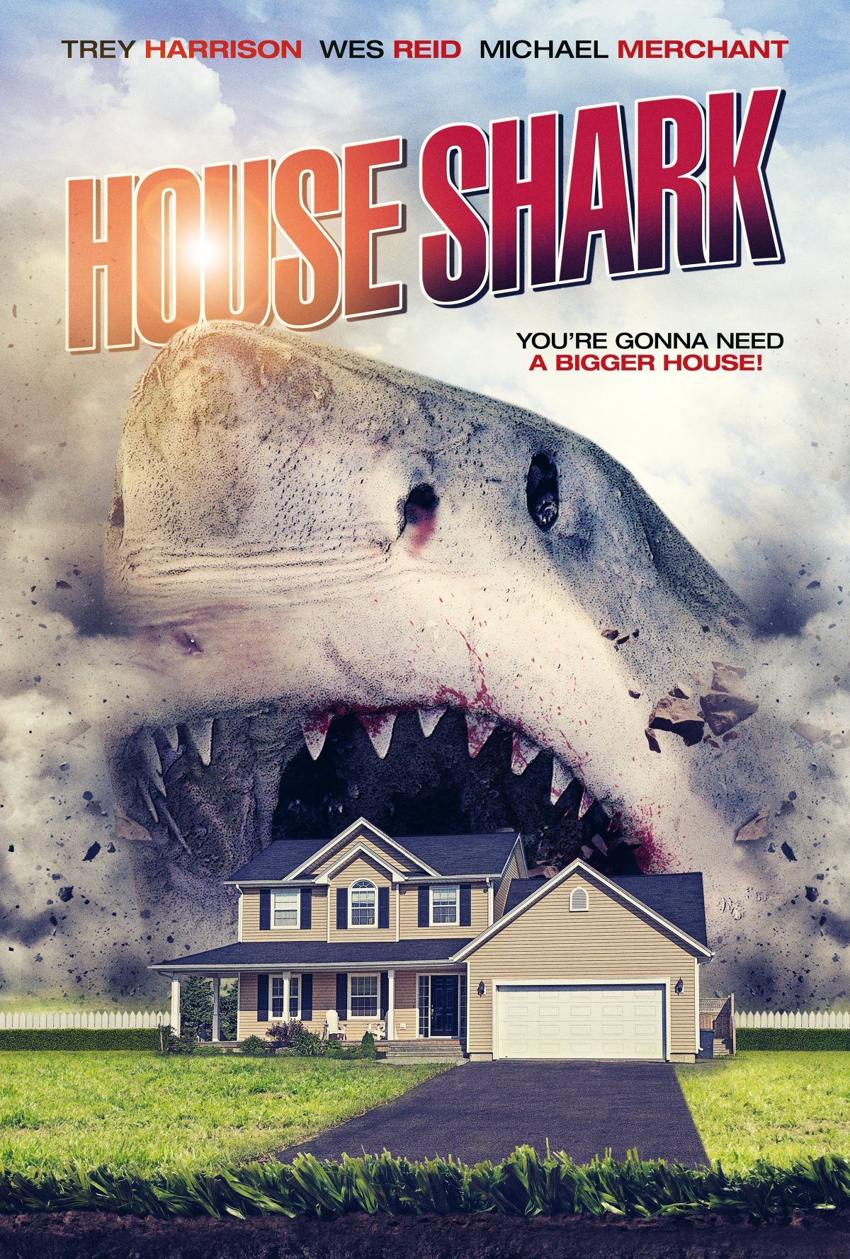 Horror-on-Sea interview with House Shark writer-director Ron Bonk