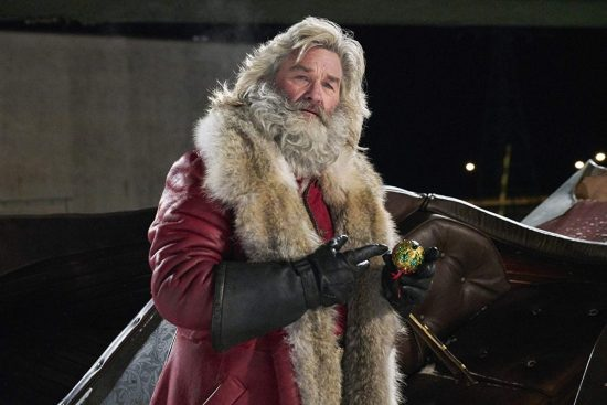 The Christmas Chronicles - Kurt Russell - Photo by Michael Gibson