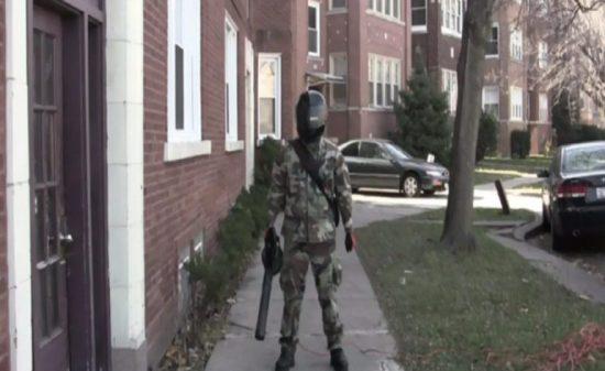 Leaf Blower Massacre - Interview on Blazing Minds)