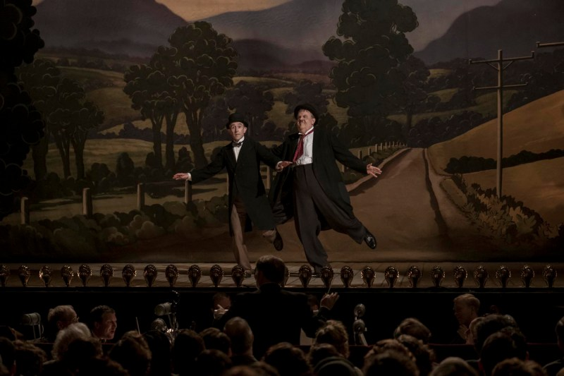Review of Stan & Ollie on Blazing Minds