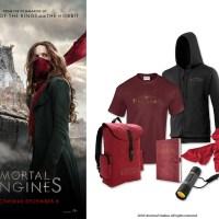 Win 1 of 3 Amazing Mortal Engines Prize Bundles